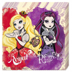 Салфетки Эвер Афтер Хай / Ever After High